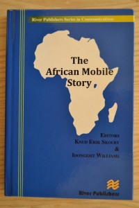 African Mobile Story book